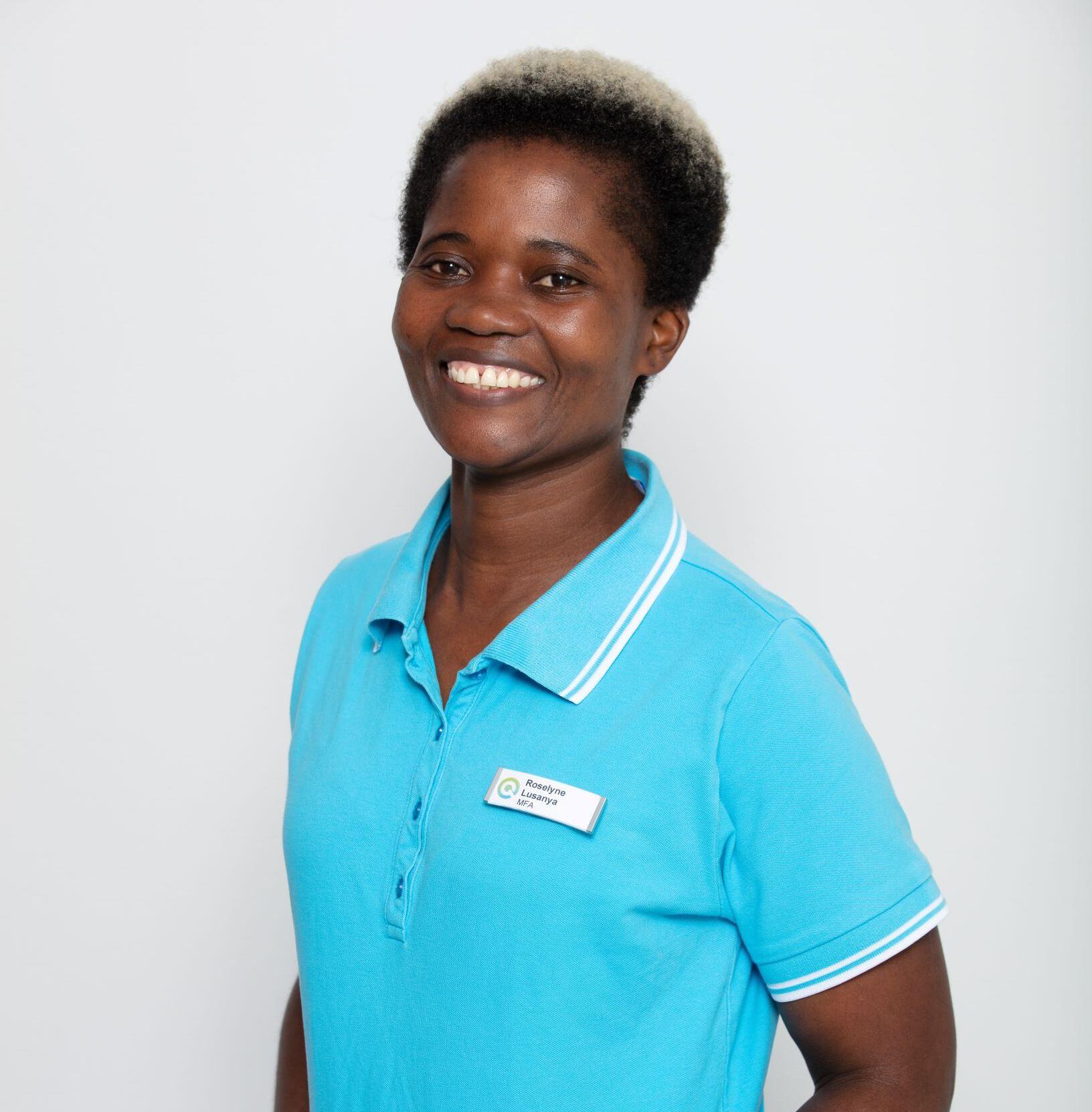 Roselyne Lusanya