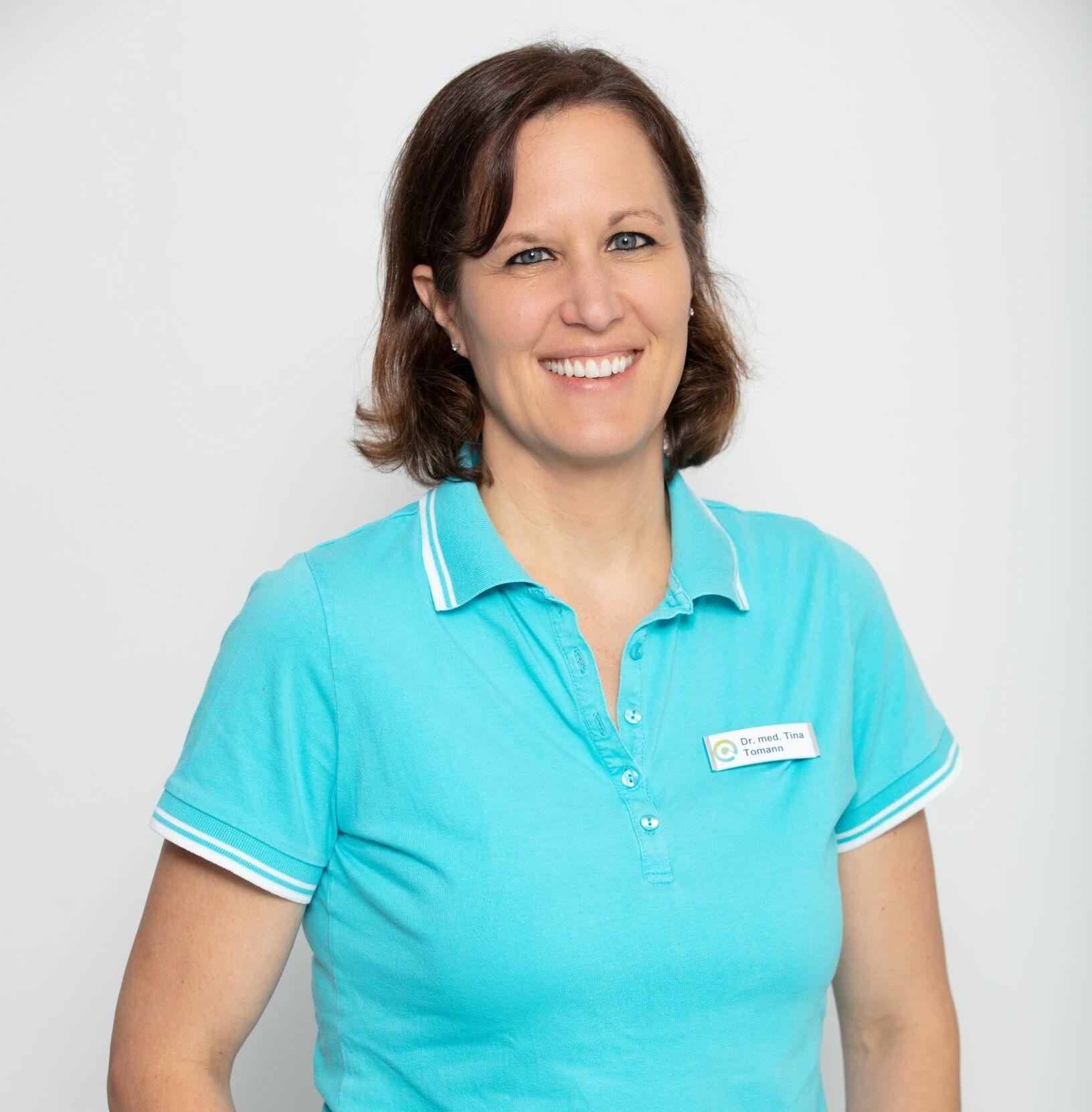 Dr. med. Tina Tomann